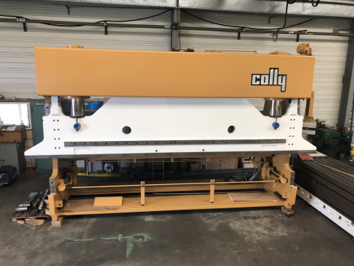 Presse Plieuse COLLY 6000 x 400T